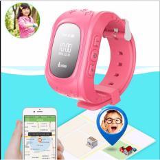 Bán Đồng Hồ Điện Thoại Giam Sat Định Vị Trẻ Em Gps Smartwatch Mau Xanh Tặng Đen Ngủ Cảm Ứng Nguyên