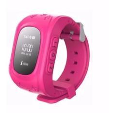 Đồng hồ định vị trẻ em GPS - Smart Watch Happy Kids (Hồng)