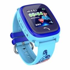 Đồng hồ định vị trẻ em thông minh màn hình cảm ứng ATC-99 có chức năng chống nước (Màu Xanh Dương cho bé trai)