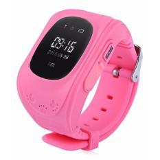 Bán Đồng Hồ Giam Hộ Trẻ Em Gps Smartwatch Hồng Rẻ