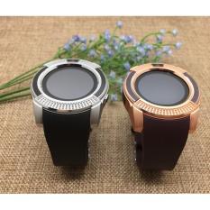 Giá Bán Đồng Hồ Thong Minh Co Khe Sim Mặt Tron Smartwatch V8T