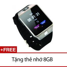 Bán Đồng Hồ Thong Minh Inwatch C Bạc Titan Tặng 1 Thẻ Nhớ 8Gb Uwatch Người Bán Sỉ