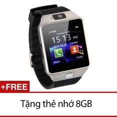Mua Đồng Hồ Thong Minh Inwatch C2 Bạc Titan Tặng 1 Thẻ Nhớ 8Gb Inwatch Nguyên