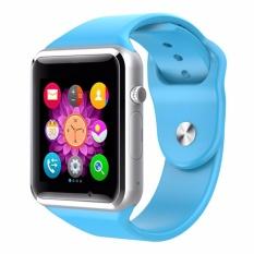 Đồng hồ thông minh Smart Watch A1 gắn sim độc lập (Xanh lá)