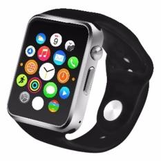 Hình ảnh Đồng hồ thông minh Smart watch A1 màu Đen
