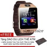 Ôn Tập Cửa Hàng Đồng Hồ Thong Minh Smart Watch Uwatch Dz09 Vang Hang Nhập Khẩu Tặng 1 Dao Thẻ Atm Va Moc Khoa Thu Tia Uv Hopo S Shop Gold Trực Tuyến