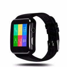Giá Bán Đồng Hồ Thong Minh Smart Watch X6 Man Hinh Cong Sang Trọng Mới Rẻ