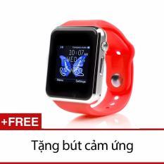 Đồng Hồ Thong Minh Smartwatch A1 Tặng But Cảm Ứng Chiết Khấu Hồ Chí Minh