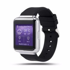 Đồng Hồ Thong Minh Smartwatch K8 Bạc Smart Chiết Khấu 40