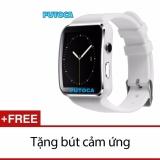 Bán Đồng Hồ Thong Minh Smartwatch Putoca Kx 66 Plus Gắn Sim Độc Lập Man Hinh Cong Sieu Net Tặng But Cảm Ứng Có Thương Hiệu Nguyên