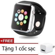 Mua Đồng Hồ Thong Minh Smartwatch Uwatch W88 Trắng Tặng 1 Cốc Sạc Hồ Chí Minh
