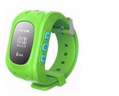 Đồng Hồ Thong Minh Trẻ Em Định Vị Gps Smartwatch Q50 Xanh La Hitech Formatt Chiết Khấu 30