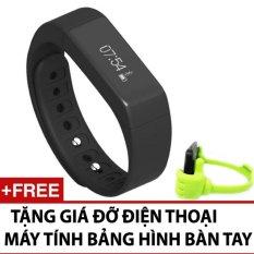 Ôn Tập Tốt Nhất Đồng Hồ Vong Tay Thong Minh I5 Plus Tặng Gia Đỡ Ban Tay