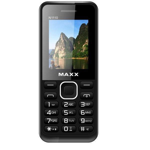 ĐTDĐ MAXX N1110 2 Sim (xanh đen)