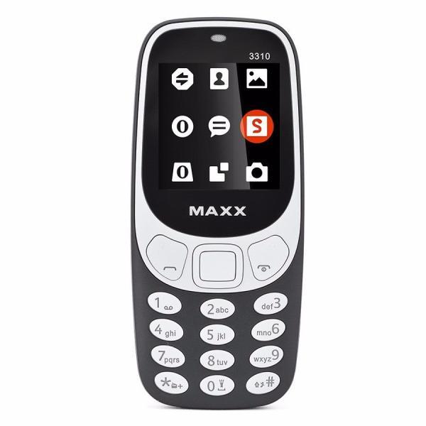 ĐTDĐ MAXX N3310 2017 CLASSIC 2 SIM - (Bảo hành 12 tháng)