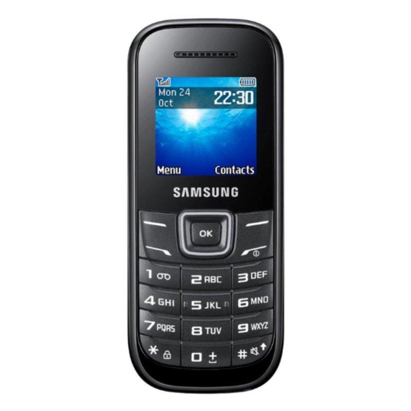 ĐTDĐ Samsung E1200 (Đen) – Hãng phân phối chính thức