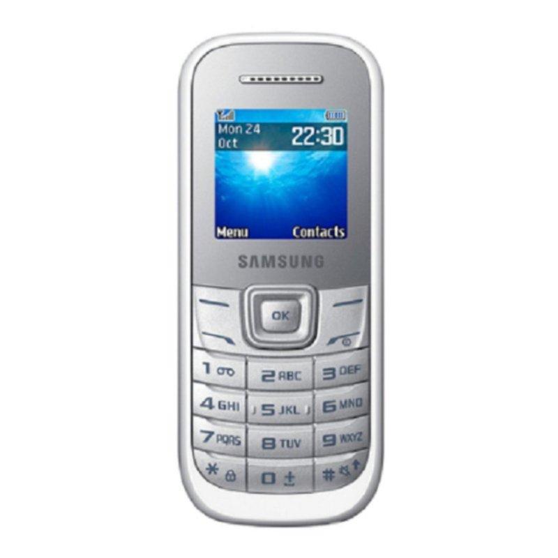 ĐTDĐ Samsung E1200 (trắng) - hàng phân phối chính thức