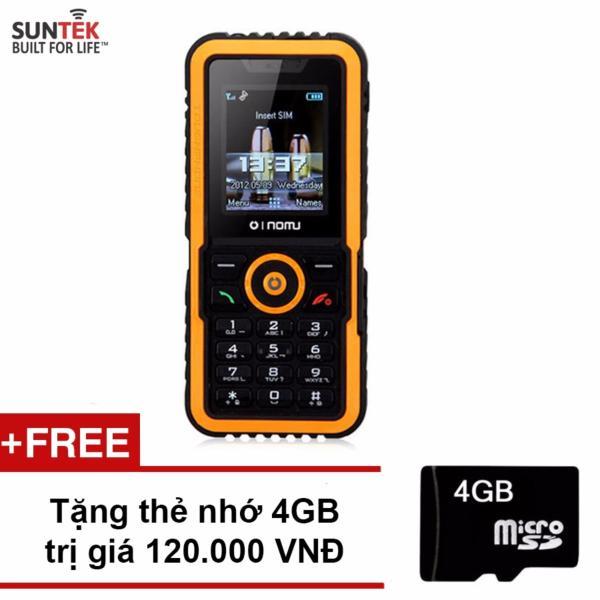 Điện thoại di động Suntek NOMU S3 (Cam) | Hàng nhập khẩu chính hãng