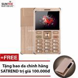 Đtdđ Suntek Satrend V6 Kiem Tai Nghe Bluetooth Vang Tặng Bao Da Chinh Hang Satrend Suntek Chiết Khấu 30