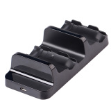 Ôn Tập Dual Charging Dock Station For Xbox One Wireless Controller Black Intl