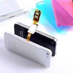 Hình ảnh Ghép Sim đôi qua Adapter dành cho Iphone5/5C/5 s/6/6 s/6 plus/6 s Plus