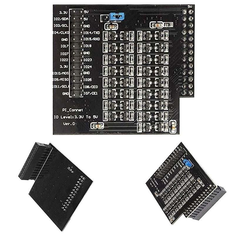 Bảng giá Durable 16-Way TTL Level Conversion Module 5-3V System For Raspberry pi - intl Phong Vũ