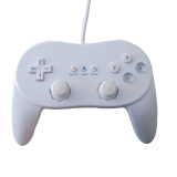 Chiết Khấu Sản Phẩm Durable Wii Wired Controller Profor Nintendo Wii White Intl