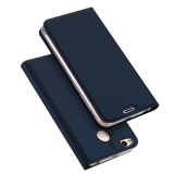 Mã Khuyến Mại Dux Ducis Skin Pro Series For Xiaomi Redmi 4X Business Leather Stand Mobile Cover Shell Dark Blue Dux Ducis Mới Nhất