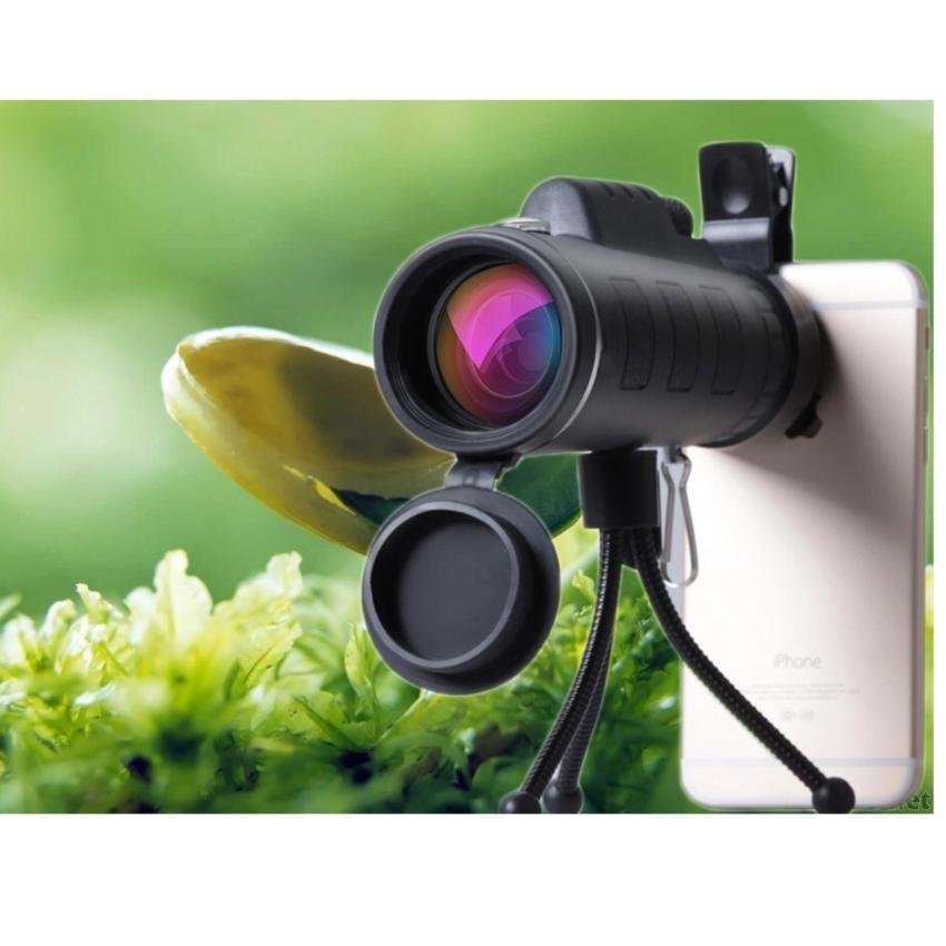 Ôn Tập E Len Gắn Điện Thoại Ban Ong Kinh Zoom X35 601 Lens Chụp Hinh Cho Iphone Ống Nhom Hdvision Lấy Net Tốt Zoom Tốt Tặng Kem Bộ Gia Đỡ Kẹp Điện Thoại