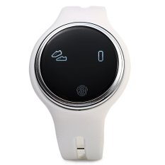 Mã Khuyến Mại E07 Smart Watch Bluetooth 4 Ip67 Water Resistance Anti Lost Call Reminder Pedometer Answering Phone Remote Capture Sleep Monitor Sport Smartwatch White Intl Intl Vietnam