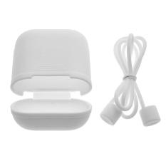 Cửa Hàng Tai Nghe Chụp Tai Silicone Chống Mất Day Đeo Cho Iphone 7 Airpods Trắng Quốc Tế Vakind Trực Tuyến