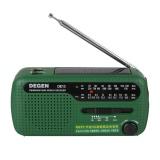 Bán Emergency Portable Hand Crank Solar Fm Mw Sw Radio Flashlight Phone Charger Intl Trong Trung Quốc