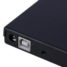 Hình ảnh THỜI ĐẠI Di Động Usb 2.0 Dvd Cd Dvd-Rom Ide Bên Ngoài Ốp Lưng Slim Cho Laptop Máy Tính Xách Tay-quốc tế