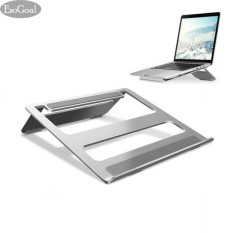 """Hình ảnh EsoGoal Aluminum Laptop Stand Universal Portable Foldable Notebook Stand for 10""""-17"""" inch More - intl"""