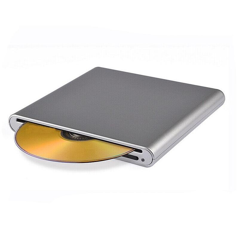 Bảng giá USB 2.0 bên ngoài Mỏng Vỏ Cho 12.7 mét SATA-trong DVDRW Bạc-quốc tế Phong Vũ