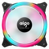 Bán Fan Aigo 12 Led Rainbow Aigo
