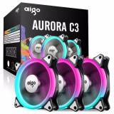 Chiết Khấu Fan Aigo Aurora C3 3Pcs Pack Có Thương Hiệu