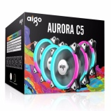 Cửa Hàng Fan Aigo Aurora C5 5Pcs Pack Aigo Vietnam