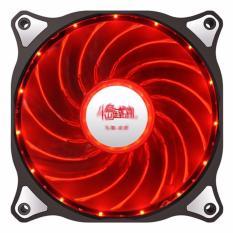 Hình ảnh FAN AIGO P9 (RED LED, 15 LIGHT)
