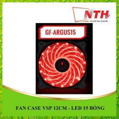 Hình ảnh FAN CASE VSP 12CM - LED 15 BÓNG