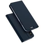 Mua Da Bảo Vệ Mỏng Thiết Kế Sach Từ Tinh Bảo Vệ Đứng Cho Iphone X Xam Đậm Quốc Tế Moonmini