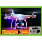 Bán Flycam Drone S10 Camera Wifi 1080P Sắc Net Quay Trực Tiếp Về Điện Thoại Hang Nhập Mau Trắng Có Thương Hiệu Rẻ