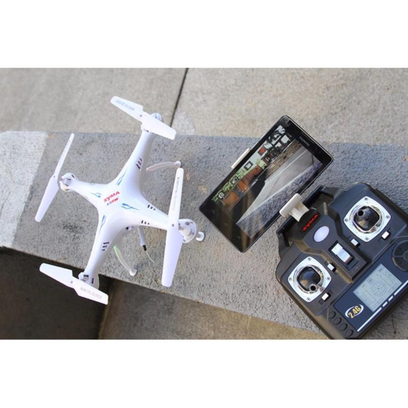 FLYCAM SYMA X5SW-1 Bản Nâng Cấp, Camera 2.0MP HD, Truyền Hình Ảnh Trực Tiếp Qua Điện Thoại (Tặng 1 Pin)