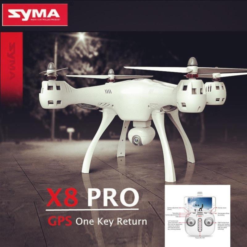 Máy bay Flycam Syma X8 Pro GPS -  Hàng chính hãng