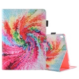 Bán For Ipad Pro 10 5 Inch Swirl Watercolor Pattern Horizontal Flip Leather Case With 3 Gears Holder And Card Slots Intl Có Thương Hiệu Rẻ