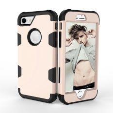 Bán Danh Cho Iphone 6 Plus Lai Day Chống Sốc Toan Than Bảo Vệ Ốp Lưng Với 2 Lớp Cứng Silicone Mềm Chống Va Đập Danh Cho Apple Iphone 6 Plus 5 5 Inch Quốc Tế Trong Trung Quốc