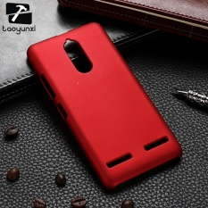 For Lenovo K6 Power matte hard Case cover Luxury Ultra-thin Super Frosted Shield full