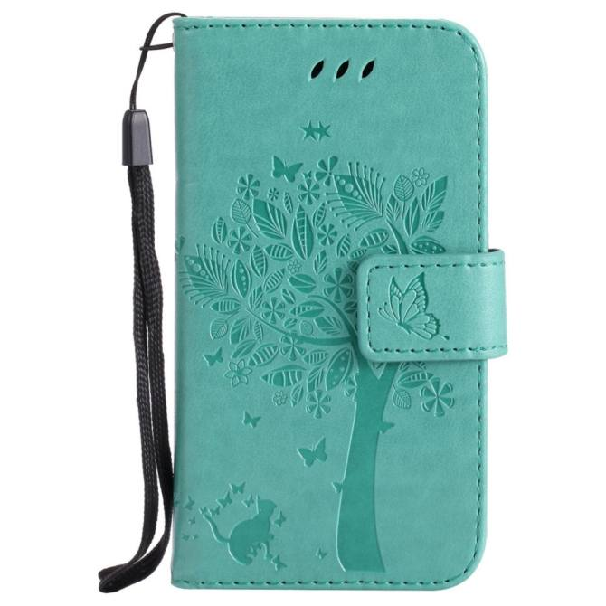 ... Cover Classicfashion Source · Style Wallet Flip Stand Pu Leather Mobile Phone Case Kt701 Blue Intl Source For