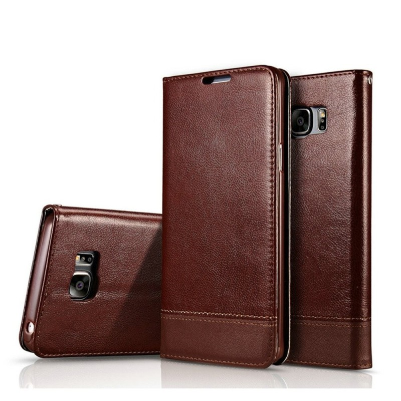 Giá for Samsung Galaxy Note 5 Stand Support + Card Slot + Sling Folio Flip Magnetic PU Leather stitching Cover Phone Wallet Case