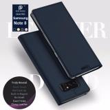 Mới Flip Cover Ốp Lưng Da Chan Đứng Va Thẻ Bỏ Tui Chống Sốc Ốp Lưng Điện Thoại Samsung Galaxy Note8 Trong Bình Dương